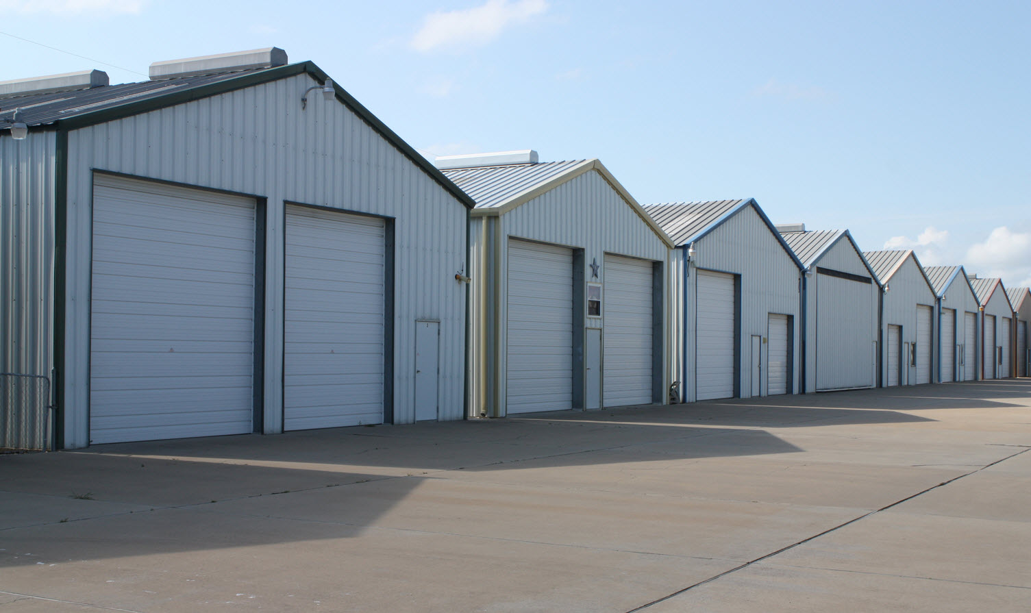 Owned Storage Buildings