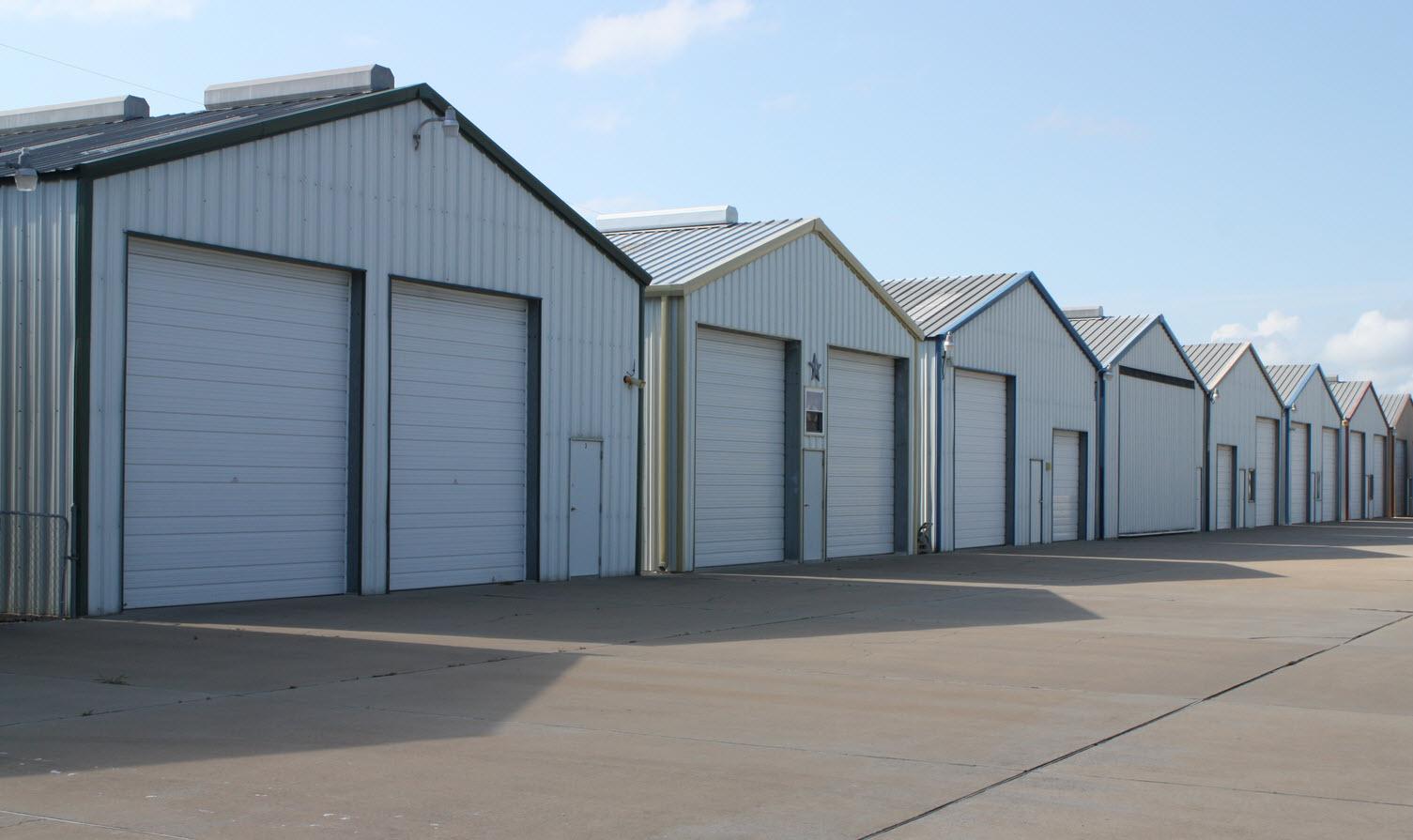 Owned Storage Buildings